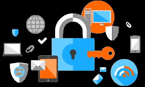 Vixen.UNO » Information security